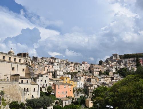 Met de auto naar Noto, Ragusa Ibla en Modica