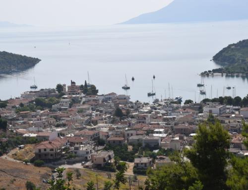Epidhavros haven met cultureel erfgoed